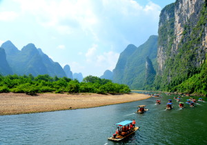 Guilin and Yangshuo China Dream Job